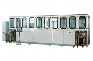 China HY-10118STGF auto pneumatic conveyor washing machine on sale