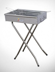 China Barbecue Grill Stainless Steel BBQ Charcoal Grill on sale