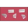 China optics glass prisms for sale