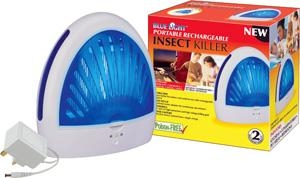 China Advanced Wireless Products Blue Light Portable Rechargeable Insect Killer on sale
