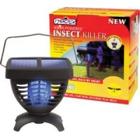 Advanced Wireless Products Solar-Powered Insect Killer