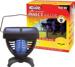 China Advanced Wireless Products Solar-Powered Insect Killer on sale