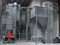 China Vertical roller mill HGM Three-Rings & Medium-Speed MicroPowder Mill on sale