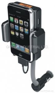 China FM Transmitter/Car MP3 Player on sale