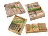 China Wooden Cutlery Tray Wooden Knife blocks Wooden Knife blocks on sale