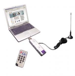 China USB DVB-T UDT-802 USB DVB-T Reciever UDT-802 USB DVB-T Reciever on sale