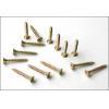 China chipboard screws >>chipboardscrews,yellowzincplated for sale