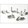 China Semi-tubular rivets >>Semi-tubular rivets for sale