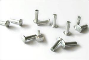 China Semi-tubular rivets >>Semi-tubular rivets on sale