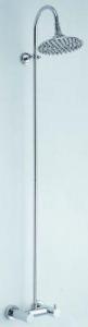 China SIMPLE DESIGN SERIES WALL MOUNTED LONG TUBE  RAINSHOWER SET on sale