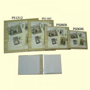 China Scrapbook Home > Scrapbook > 12 x 12 Scrapbook Album PS0606-PS1212 on sale