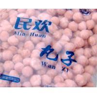 Ball fresh shrimp pill