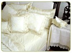China Helical Satin Bedding Bedding Set on sale