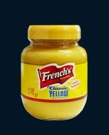 China French's Frenchs Yellow Mustard on sale