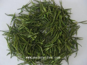China Green tea Anji white tea have different levels on sale