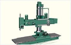 China Travelling-type Universal Radial Drilling Machine on sale