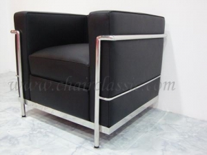 China Chairs LC2 ArmChair LC2 ArmChair 1-seater on sale
