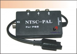 China PlayStation2 & PS1 PS2 Video Converter PAL-NSTC on sale