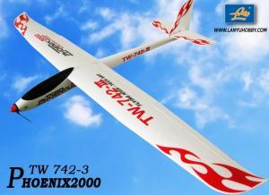 China TW 742-3 Phoenix2000 EPO 2m Glider on sale
