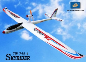 China TW 742-4 2M glider FPV Skyrider on sale