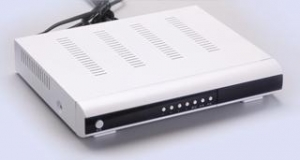 China DareGlobal DVB-C Two-way Set Top Box on sale