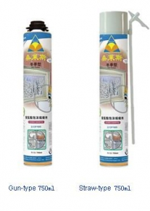 China SUNRISE polyurethane foam sealant for winter, which is our new product, can hold very low temperature, with an excellent expending effect, thereby low the cost, and meet the various demands of our customers. on sale