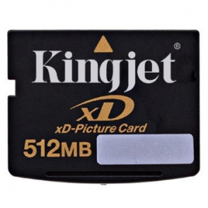 China Kingjet Card XD Card supplier