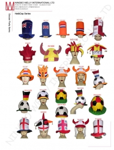 China Soccer-Party Collection Soccer Hat&Cap S-1 Soccer Hat&Cap S-1 on sale