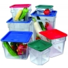 China Food Storage Containers Product PC lid for Square Food Storage Container for sale