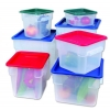 China Food Storage Containers Product PP lid for Square Food Storage Container for sale