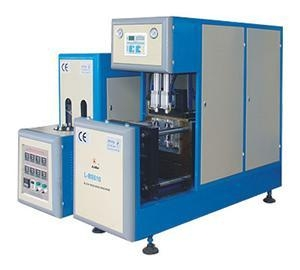 China Semi-Automatic Stretch Blow Molding Machine on sale