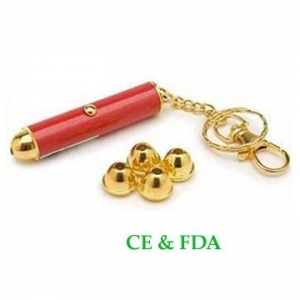 China Red Laser Products HL1001-Laser Pointer Keychain on sale