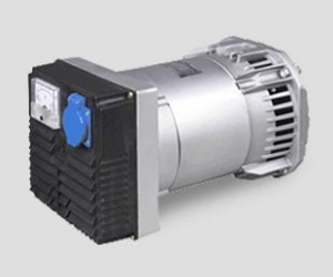 China GSW SERIES SINGLE-PHASE SYNCHRONOUS SELF-EXCITING BRUSHLESS 2 POLES ALTERNATORS on sale
