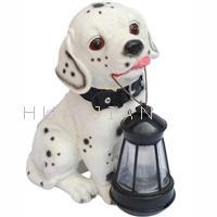 China Polyresin solar light You are hereHome >> Product List >> Polyresin solar light >> solar dog light on sale