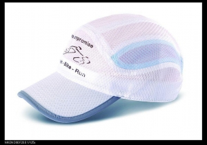 China Sport & Theme cap namejacquard mesh running hat on sale
