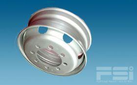 China Wheel Balance Weights Car Steel Wheel Rim (No.FSI-SW801) on sale