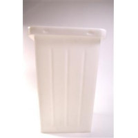 All Categories Square Storage Bin/Container with Lid 70L