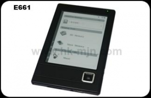 China Ebook reader |Ebook reader>>E661 on sale