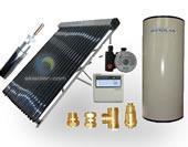China Separate Pressurized Solar Heating System (SKI-SA) on sale