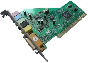 China Add on Card Mode Number:Sound Card FM 801-6CHProduct 5.1 Sound Card FM 801-6CHFeatures: 1) CMI8738-6CH 6-channel PCI sound card / FM801-6CH 6-channel PCI sound card 2) HRTF-based CRL 3D extension positional audio, API compatible with Microsoft 3) Di on sale
