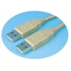 China PC Accessory Mode Number:TS-0041Product USB AM TO USB AMUSB AM TO USB AM for sale