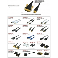 INTERNET CABLE HDMI ADN DVI SERIES CABLE