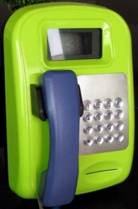 China New Product Payphone Case on sale