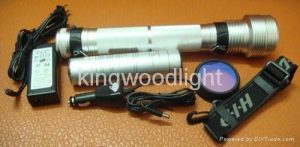 China HID TORCH LIGHT hid xenon Flashlight on sale
