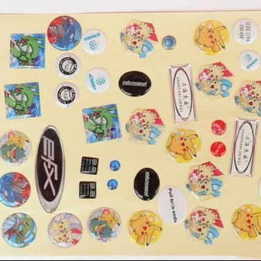 China Stickers,adhesive Lables XHSL-24