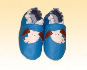 China Leather baby shoes Product Id:L-BX-1 on sale