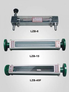 China LZB Series Glass Rotameter on sale