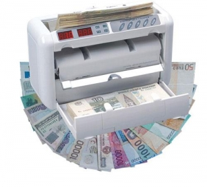 China Financial products hhcc40 Coin Counter on sale
