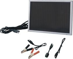 China Solar-powered Battery Trickle Charger on sale