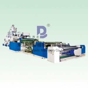 China Three-Layer Co-Extruded CPP Transparent Film Lines 2003 on sale